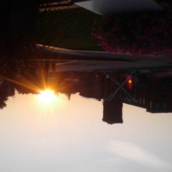 Перші промені сонця